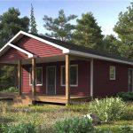 NKM 2008 864sqft Cabin